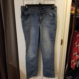 Faded glory size 16P bootcut jeans